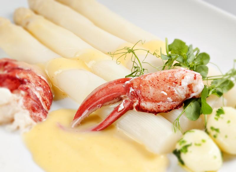 kreeft, asperge, masterclass,koken, ertepeller